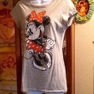 Cute Disney Minnie Mouse Tshirt